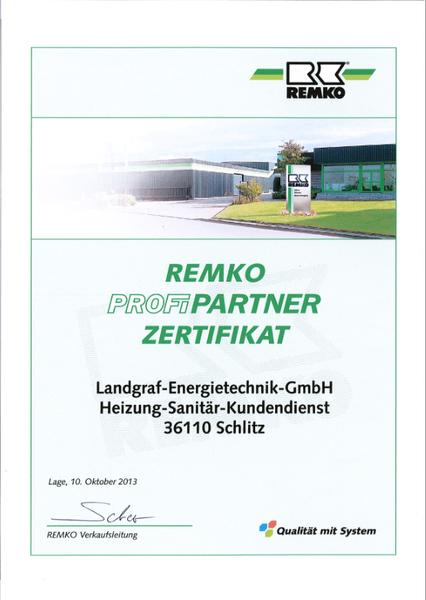 Remko Profi Partner